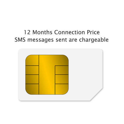 SIM 12 Month Data Service